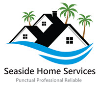 Seaside Home Services Logo